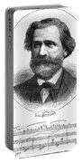 Giuseppe Verdi (1813-1901) Portable Battery Charger