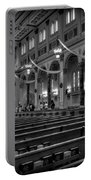 Holy Cross Catholic Church Portable Battery Charger