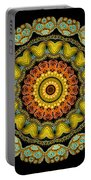 Kaleidoscope Ernst Haeckl Sea Life Series Portable Battery Charger