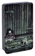 Old Doll Portable Battery Charger