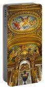 Palais Garnier Interior Portable Battery Charger
