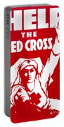 Red Cross Poster, 1917 Portable Battery Charger