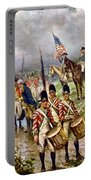 Saratoga: Surrender, 1777 Portable Battery Charger