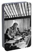 Theodore Roosevelt(1858-1919) Portable Battery Charger