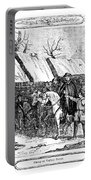 Valley Forge, Winter 1777 Portable Battery Charger