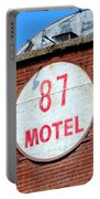 87 Motel Portable Battery Charger