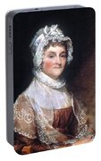 Abigail Adams (1744-1818) Portable Battery Charger