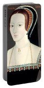 Anne Boleyn (1507-1536) Portable Battery Charger