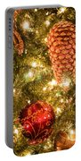 Christmas Tree Ornaments Portable Battery Charger