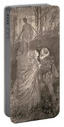 Mary Queen Of Scots (1542-1587) Portable Battery Charger