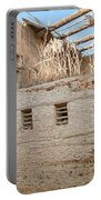 Mud Brick Village Portable Battery Charger