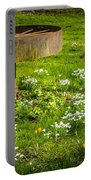 Snowdrop Woods Portable Battery Charger