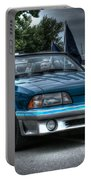 92 Mustang Gt Portable Battery Charger
