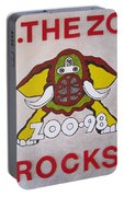 98.the Zoo Rocks Portable Battery Charger