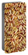 9mm Brass Ammo Portable Battery Charger