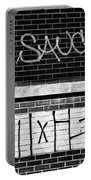 9th Ward Creativity Bw Portable Battery Charger