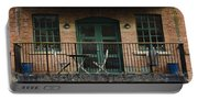 A Balcony On The River Aire Portable Battery Charger
