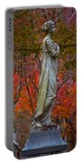 A Beautiful Angel Portable Battery Charger
