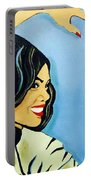 A Beautiful Girl 2 Portable Battery Charger