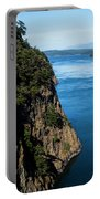 A Beautiful Landscape At Deception Pass Portable Battery Charger