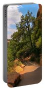 A Beautiful Walk Portable Battery Charger