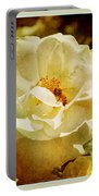 A Bee And Rose Portable Battery Charger