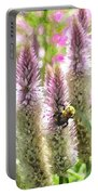 A Bee's Work Is Never Done Abwndwc Portable Battery Charger