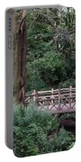 A Bridge In Central Park Portable Battery Charger