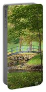 A Bridge To Peacefulness Portable Battery Charger