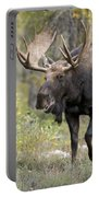 A Bull Moose Named Gaston Portable Battery Charger
