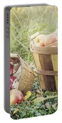A Bushel And A Peck Portable Battery Charger
