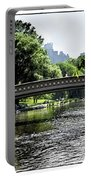 A Central Park Day Portable Battery Charger