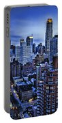 A City That Never Sleeps Portable Battery Charger
