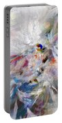 A Dance With Paint Portable Battery Charger