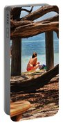 a day in the Florida Keys Portable Battery Charger
