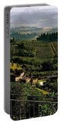 A Day In Tuscany Portable Battery Charger