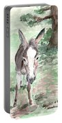 A Donkey Day Portable Battery Charger