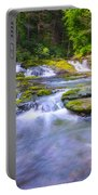 A Dream In The Stream  Portable Battery Charger