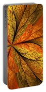 A Feeling Of Autumn Portable Battery Charger