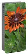A Flower Within A Flower Portable Battery Charger