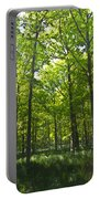 A Forest Walk Portable Battery Charger