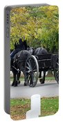 A Funeral In Arlington Portable Battery Charger