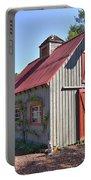 A Garden Barn Portable Battery Charger