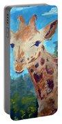 A Giraffe For Ori Portable Battery Charger
