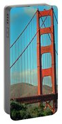 A Golden Gate View Portable Battery Charger