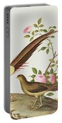 A Golden Pheasant Portable Battery Charger