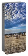 a good morning from Jerusalem beach  Portable Battery Charger