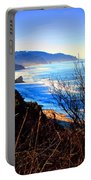 A Gorgeous Morning On The Pacific Portable Battery Charger
