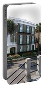 A Historic Home On The Battery - Charleston Portable Battery Charger