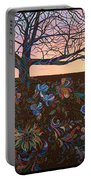 A Life's Journey Portable Battery Charger by James W Johnson